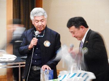 第1312回 11月第1例会「京都平安LC・京都東LC合同例会」