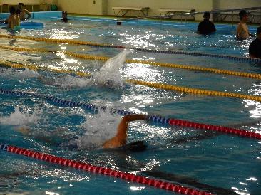 『パラリンピックにチャレンジ(障害児童・生徒競技体験会)~水泳競技~』(55周年ACT.) 画像